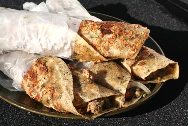 Kolkata Chicken Rolls The Worlds Best Fast Food Eat Drink Man